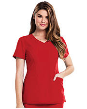 Careisma CA601 Women V-Neck Top    at GotApparel
