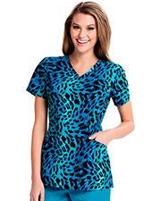 Careisma CA601X3 Women V-Neck Top    at GotApparel