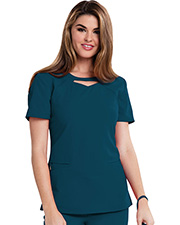 Careisma CA602 Women Round Neck Top   at GotApparel