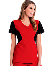 Careisma CA605 Women V-Neck Top    at GotApparel