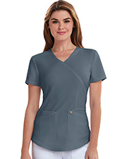 Careisma CA610A Women Mock Wrap Top   at GotApparel