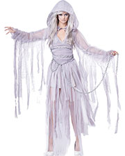 Halloween Costumes CC01327LG Women Haunting Beauty Wolg 10-12 at GotApparel