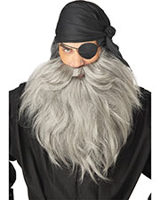Halloween Costumes CC70488 Unisex Pirate Beard Moustache at GotApparel