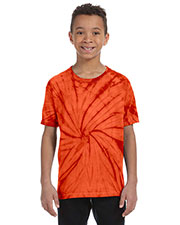 Tie-Dye CD100Y Boys 4.5 oz. 100% Cotton T-Shirt at GotApparel