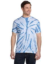 Tie-Dye CD110 Men 5.4 Oz. 100% Cotton Twist D T-Shirt at GotApparel