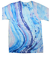 Tie-Dye Cd1111  Marble D T-Shirt at GotApparel