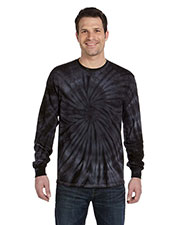 Tie-Dye CD2000 Men 5.4 Oz. 100% Cotton Long-Sleeve T-Shirt at GotApparel
