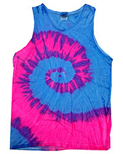 Tie-Dye Cd3500  5.4 Oz., 100% Cotton D Tank at GotApparel