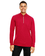 Ash City - Core 365 CE401 Men Kinetic Performance Quarter-Zip at GotApparel