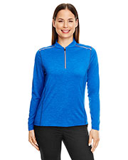 Ash City - Core 365 CE401W Women Kinetic Performance Quarter-Zip at GotApparel