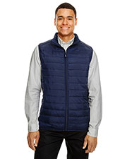 Ash City - Core 365 CE702 Men Prevail Packable Puffer Vest at GotApparel