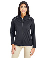 Ash City - Core 365 CE708W Women Techno Lite Three-Layer Knit Tech-Shell at GotApparel
