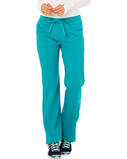 Code Happy CH000A Women's Mid Rise Moderate Flare Leg Pant at GotApparel