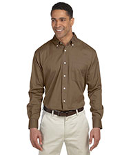 Chestnut Hill CH500 Men 32 Singles Long Sleeve Twill at GotApparel