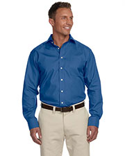 Chestnut Hill CH600C Men Executive Performance Broadcloth With Spread Collar at GotApparel