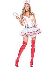 Halloween Costumes CK1062ML Women Home Care Nurse Sexy Medium La at GotApparel