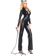 Halloween Costumes CK1212ML Women Two-Faced Kitty Med Lg at GotApparel