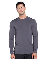 Cherokee Ck650a  S Long Sleeve Underscrub Knit Top at GotApparel