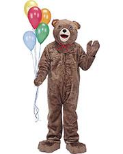 Halloween Costumes CM69013 Men Teddy Bear Mascot Complete at GotApparel