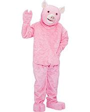 Halloween Costumes CM69046 Men Pig Mascot Complete at GotApparel