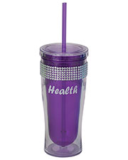 Cherokee CMGWB Water Bottle with Bling at GotApparel