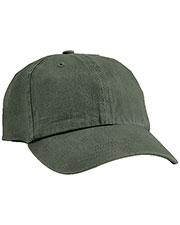 Port & Company CP84 Men Pigt-Dyed Cap at GotApparel