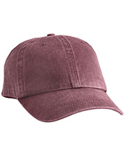 Port & Company CP84 Men Pigment-Dyed Cap at GotApparel