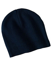 Port Authority CP95 Men 100% Cotton Beanie at GotApparel