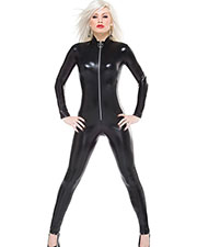 Halloween Costumes CQD991LG Women Catsuit Black Large at GotApparel