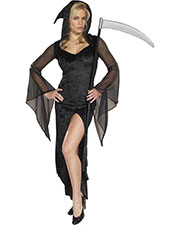Halloween Costumes CS293LG Women Grim Reaper Sexy Large at GotApparel