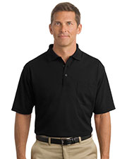 CornerStone CS402P Men's Industrial Pocket Pique Polo at GotApparel