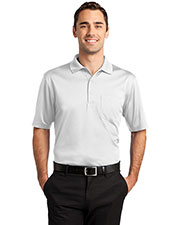 Cornerstone CS412P Men Select Snag-Proof Pocket Polo at GotApparel