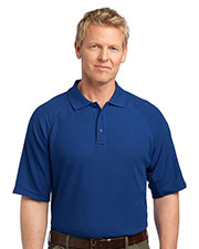 Cornerstone CS414 Men Ezcotton  Tactical Polo at GotApparel