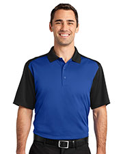 CornerStone CS417 Men's Select Snag-Proof Blocked Polo at GotApparel