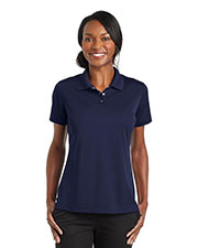 Cornerstone CS422 Women Micro Pique Gripper Polo at GotApparel