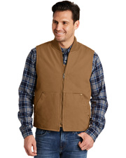 CornerStone CSV40 Men Cloth  Vest  at GotApparel