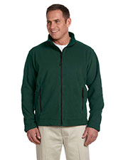 Devon & Jones Classic D765 Men Soft Shell Fleece Jacket at GotApparel