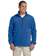 Devon & Jones Classic D775 Men Wintercept Quarter-Zip Jacket at GotApparel