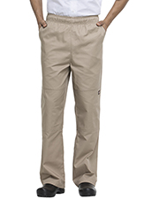 Dickies Chef DC15 Unisex Double Knee Baggy Elastic Pant at GotApparel