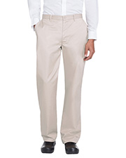 Dickies Chef DC16 Men Classic Zip-Fly Dress Pant  at GotApparel