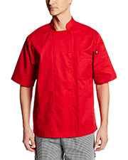 Dickies Chef DC412 Unisex Cool Breeze Chef Coat  at GotApparel