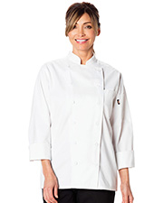 Dickies Chef DC413 Women Wo Executive Chef Coat  at GotApparel