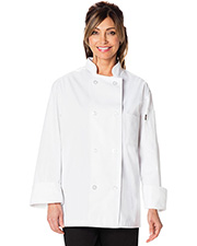 Dickies Chef Dc45  Classic 8 Button  Coat at GotApparel
