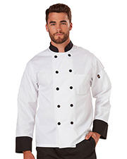 Dickies Chef Dc46  Classic 10 Button  Coat at GotApparel