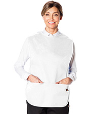 Dickies Chef Dc50  Cobble Bib Apron With Tie Sides at GotApparel