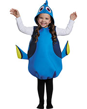 Halloween Costumes DG10031 Infants Dory Classic Child at GotApparel
