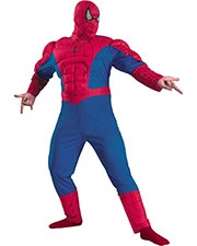 Halloween Costumes DG11670C Men Spiderman Classic Muscle Chest at GotApparel