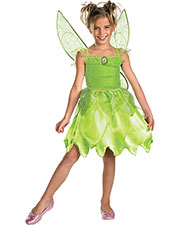 Halloween Costumes DG12157M Girls Tink And The Fairy Rescue 3t4t at GotApparel