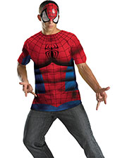 Halloween Costumes DG21287D Men Spiderman Alt No Scars 42-46 at GotApparel