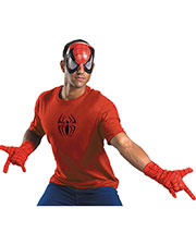 Halloween Costumes DG23434 Men Spiderman Kit Adult at GotApparel